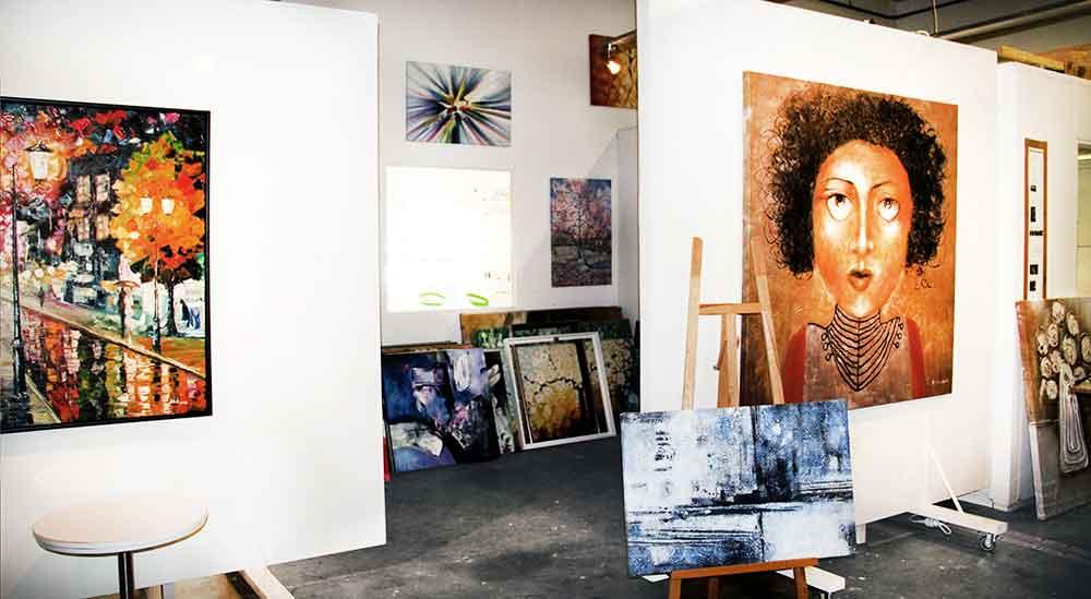 Galerie Art Gallery