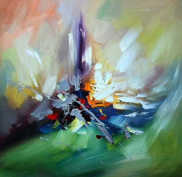 schilderijen abstract modern